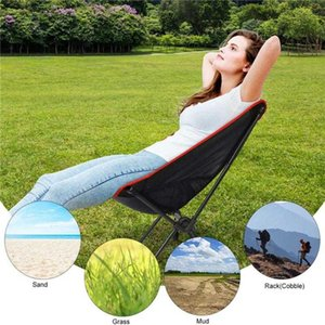 Travel Ultralight Folding Chair Superhard High Load Outdoor Camping Portable Beach Hiking Picnic Seat Fishing Tools Accessories