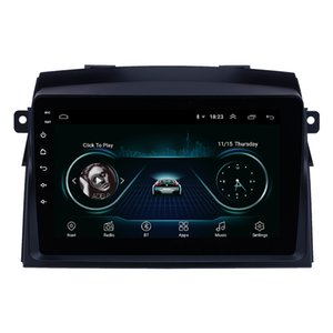 8 inch Android 10 Car dvd GPS Navigation Radio for 2004-2010 Toyota Sienna Auto Stereo Unit Player support Digital TV DVR
