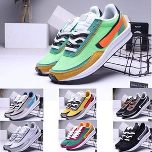 2021 fashion SacaiS x LVDS Waffle Daybreak Shoes designer athletic Trainer Sports Shoes for Womens Men Sneakers
