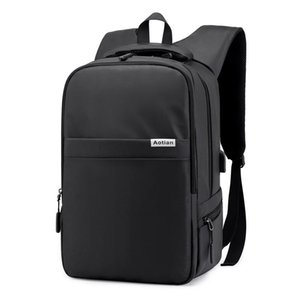 Backpack Anti-theft Bag Men Laptop Rucksack Travel Large Capacity Business USB Charge College Student School Shoulder Bags