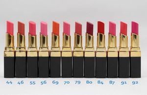 Makeup Woman Batom Matte Lipstick Moisturizer Natural Long-lasting Easy to Wear Make Up Lip Stick Waterproof