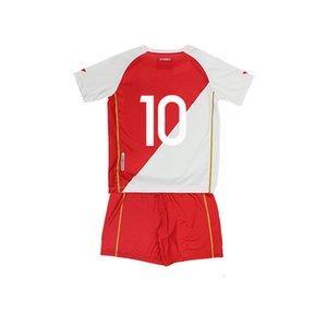 baby clothes Kids Jerseys Home 2021 custom name number Soccer Jersey Football Shirt sets Kit tops uniform