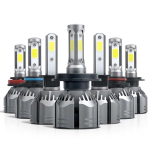 Car Headlights Selling R11 Automobile LED Headlamp H4 H7 Lamp Refitting