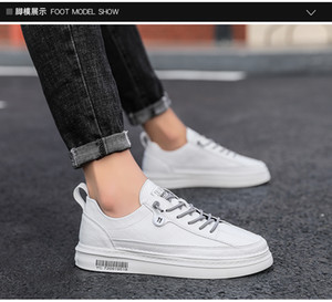 Student casual shoes white blue gray color suitable for outdoor outing grass walking driving