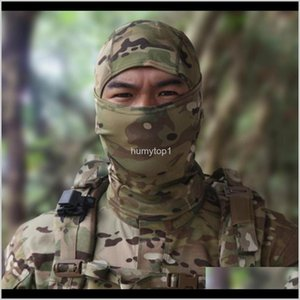 Caps Masks Protective Gear Cycling Sports Outdoors Camouflage Mask Headgear Riding Headscarf Chief Sunscreen Rattlesnake Ninja Flying