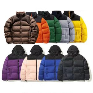 Designer Mens Jacket warm down Parkas Fashion Stylist Sweatshirt Hoodie Coat Windbreaker Men Women Jackets Highly Quality Branded couple cotton tracksuit Coats