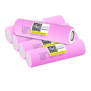 2021 Оригинал Liitokala INR18650 35E Батарея 35E 3500MAH 20A Разряд 18650 Литий-ионные клетки Рекулярные аккумуляторы