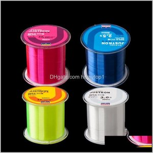 Super Strong Pull Fishing Line 500M Nylon Silk Wear Resisting Not Easy To Age Lure Monofilament Angling Lines 6Yk Ww Ljqzv 42F5G