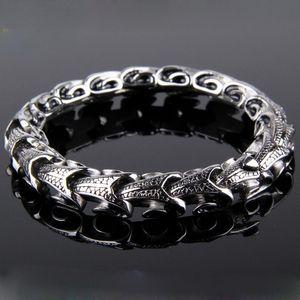 Link, Chain Korean Trend Keel Bracelets Personality Men Titanium Steel Jewelry Stainless Bracelet Ornaments