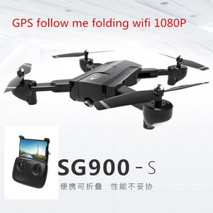 Drone SG900-S GPS RC Quadcopter Remote Control Dron With 720P 1080P HD Camera Follow Me Helicopter Professional Drones