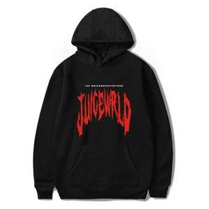 Rapper Hoodi sweatshirts Men   Women kpop 2020 style cool Juice Wrld streetwear hoody cloth