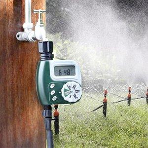 Automatique programmable Solenoid Vanne Jardin d'arrosage Minuteur Irrigation Micro Spray Controller Equipements