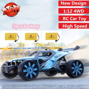 2.4Ghz 30KM H High Speed Remote Control Car racing 100M long RC Distance Crawl OFF Load RC Vehicles Parent-kid Play rc car Toy