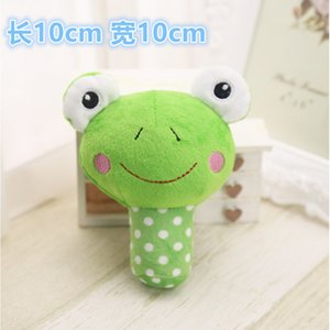 Cute Animal Designs Dog Toys Pet Puppy Chew Squeaker Squeak Plush Sound Toy For Small Dogs Cats Yorkie Pet Products - 6 Styles 588 S2