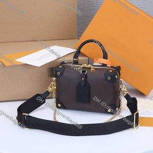 M45571 Женщины роскошные дизайнеры дизайнеры Сумки натуральная кожа женщина кошелек сумка мессенджер Crossbody сумка сумка рюкзак горшок