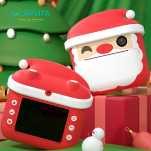 Camcorders Children's WI-FI Camera With Print Instant Pos Kids Toys Boy Girl Cute Christmas Gift 1080P Video Digital