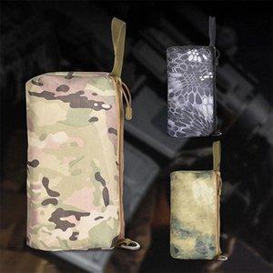 600D أكسفورد التكتيكية حزمة التمويه الخصر حقيبة المحمولة شنقا أشتات كامباس صافرة الحقيبة حزام لياقة السفر فاني حقيبة 1051 Z2