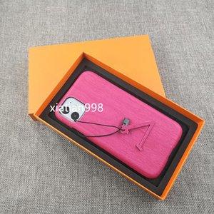 Funda de teléfono móvil de la manzana de moda 12PROMAXIPHONE11 con caja de regalo XR 8Plus marea para hombres y mujeres