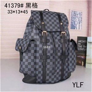 Tote Mens Luxury Clutch Designers ClutchLVLOUISBAGVITTON Double Male Brand School Bags Leather Shoulder Bag