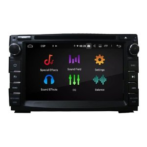 "DSP 2 DIN 7 ""PX6 Android 10 Coche DVD Estéreo Radio GPS Navegación para KIA CEED 2006-2012 Bluetooth 5.0 WiFi Carplay Android Auto"