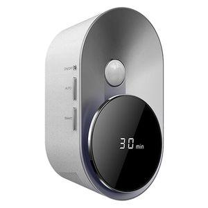 Air Purifier Intelligent Sensor LED Screen Backlight Odor Eliminator Cleaner Portable For Bathroom Toilet Purifiers