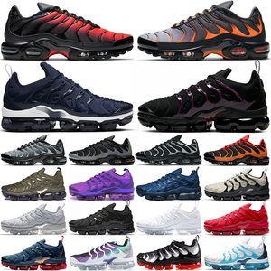 أحذية رياضيةvapormax plus tn vapors vapor max tn plus  TN plus أحذية رياضية للرجال والنساء كبيرة الحجم 36-47