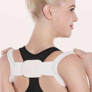 Einstellbare Therapie Haltung Korrektur Schulterstütze Back Brace Haltung Korrektur Zurückstütze Schultergurt Massagegerät Werkzeug 398 Z2