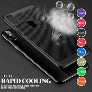 Ultra Slim Heat Dissipating Phone Cases For Samsung Galaxy S10 S21 S20 S9 S8 Plus Note20