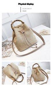 Классические дизайнеры моды бамбука тканые сумки женщины роскоши дизайнерские сумки нерешительные мессенджеры кошелек SAC DE MODE BUSHOUS LOUIS VUTTONN Crossbody сумочка