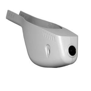Araba DVR Kara Kutu Ultra Şeffaf Gece Görüş Gizli Dashcam Ön ve Arka Çift Kayıt Wifi DVRS
