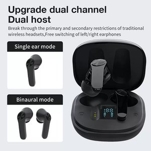XT18 Bluetooth TWS Earphone Wireless Headphones Dual channels Stereo Sound Music Headset Earbuds For iphone 11 12 13 PRO MAX All Smart Phone With Charge Box