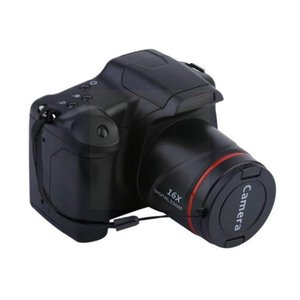 Camcorders Home Travel Vlog Pography 16x 1080p Digital Camera 2.4 Inch Infrared Zoom Video For Live Broad O7l9