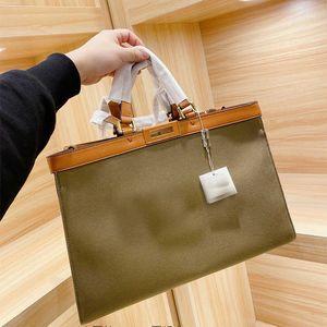 Kadın Lüks Tasarımcılar Çanta 2021 Bayan Çanta Çantalar Tasarımcı Crossbody Cüzdan Çanta Louisbags_18 FD Peekaboo Tote Bir FF OL