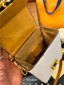 Alta Qualidade 2021 Sacos de Luxurys Classic Totes Moda Designers Carteiras de Impressão Vintage Saco de Câmera