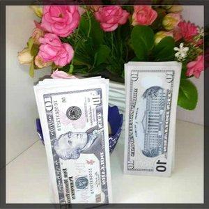 Best Money Dollar Bar Simulation Currenc Props Toys Prop Counterfeit Pound Bill Children's Uxkpx