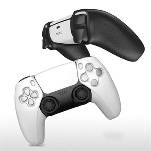 Grip Skins For PS5 Controllers Cover Ergonomic Design Comfortable 2 mm Thickened Drop Protection handle