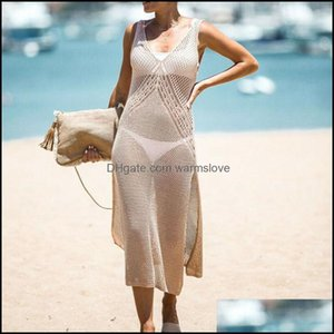 Er-Ups Swimming Equipment Sports & Outdoorser-Ups Women Summer Beach Wear Bikini Er Up Swimwear Hollow Out See Through Sexy Fashion Suit Sun