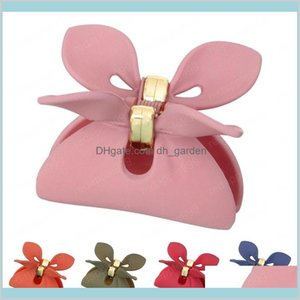 Clamps Jewelry Drop Delivery 2021 Girls Hairpin Crab Clamp Acrylic Barrettes Claws For Women Hair Accessories Ursvm