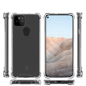 Clear Phone Cases For Samsung A01 Core A02 A02s A10 A10s A11 A12 A20 A20s A20e A21 A21s A22 Transparent Hard Acrylic Case Shockproof Cover