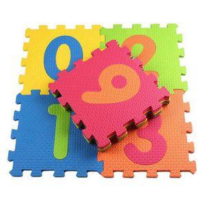 10pcs Lot baby EVA Foam Play Puzzle Mat  18 or 24 lot Interlocking Exercise Tiles Floor Carpet Rug for Kid,Each 30cmX30cm H0831