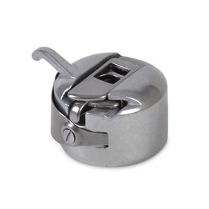 Replacement Metal Household Silver Practical Bobbin Case Durable Craft Easy Install Accessories Sewing Machine For Old Style Notions & Tools