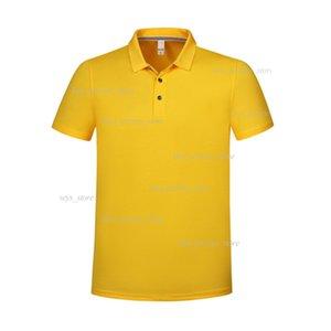 Koleksiyon yama polo gömlek ter emici ve kolay kuru yaz t-shirt 2021 geçen sezon
