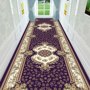 Carpets 3D Floor Mat Corridor Carpet Long Hallway Area Rug Geometric Living Room Kitchen Aisle Decoration Tapis Alfombra