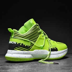 Men Basketball Shoes Street Basketball Culture Sports Shoes High Quality Sneakers Shoes Comfortable Mens Basketball Sneakers