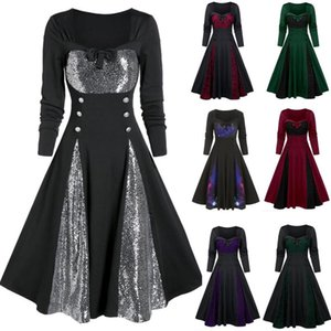 Casual Dresses Elegant Mesh Party Dress Women Bow-knot With Temperament And Long-sleeved High Quality Sexy Vestido