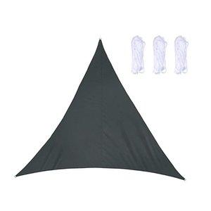 Shade Triangle Sun Sail Patio Deck Beach Garden Yard Outdoor Canopy Cover UV Block For Activities 3 X M
