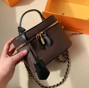2021 Designers Cosmetic Bags Nice Series Women Shoulder Bags Fashion Makeup Toiletry Bag Crossbody Lady Handbags