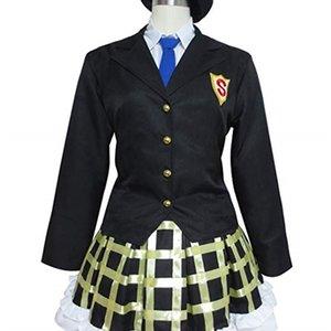 Panty Stocking con Garterbelt Stocking Anarchy Uniform Cosplay Traje