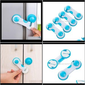 Locks&Latches# Gear Baby, Kids & Maternity Drop Delivery 2021 Baby Der Children Security Protection Cabinet Locks Straps Toddler Child Safety