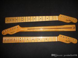 telecaster electric guitar neck 22 Fret maple Fingerboard varnish after the belt guitar neck
